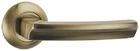 Ручка раздельная ALFA TL ABG-6 зеленая бронза Punto