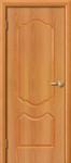 Дверь пвх Анастасия глухая миланский орех