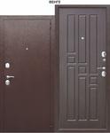 Дверь входная Гарда Мини 8мм венге