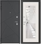 Входная дверь PL2.1 с зеркалом