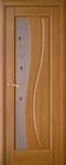 Дверь шпонированная Лора