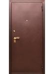 Металлическая дверь Металл/металл