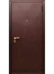 Железная металлическая дверь Норма